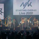 NIK(ニック)デビュー前初お披露目イベント「NIK STARTING OVER -01」開催【オフィシャル速報レポート】