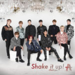 Apeace 12月23日にニューシングル「Shake it up! -Hot Lips-」リリース決定!ジャケットデザインも好評
