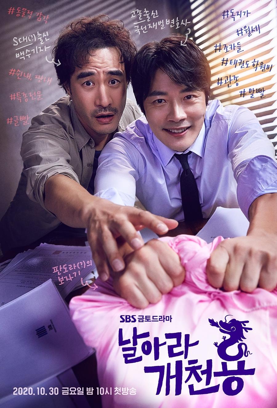 韓国ドラマ「飛べ小川の竜」