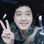 2PM チャンソン満期除隊!3月のジュノ除隊でメンバー全員軍服務満了に