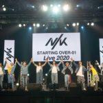 NIK(ニック)デビュー前初お披露目イベント「NIK STARTING OVER -01」新メンバー・テフンの加入も決定!正式デビューへ期待が高まる公演で魅了【オフィシャルレポート】