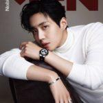 ドラマ「スタートアップ:夢の扉」で人気のキム・ソンホ 韓国雑誌「Noblesse MEN vol.1」の表紙&グラビアを飾る