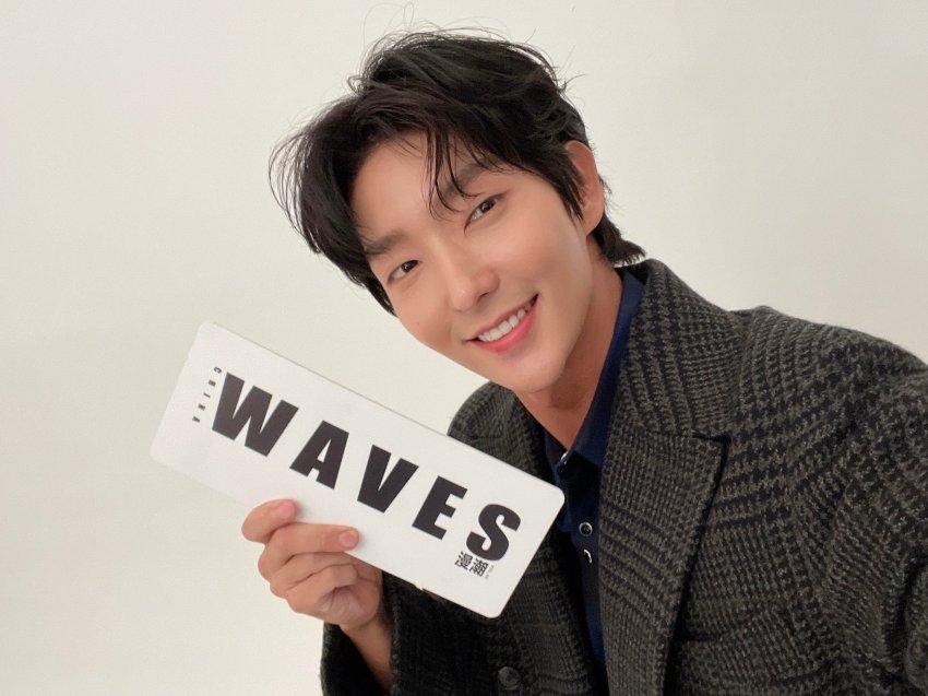 イ・ジュンギ waves