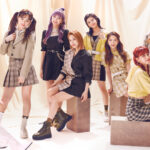 『H&M♡NiziU』第二弾コレクション3月の発売決定!キャンペーン動画&メイキング動画公開