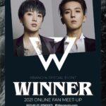 WINNER カン・スンユン&ソン・ミンホ、オンラインイベント「2021BBANGYA SPECIAL EVENT WITH WINNER」開催