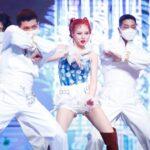 【フォト】ヒョナ(HyunA)「KCON:TACT 3」DAY7(3月26日)写真レポート
