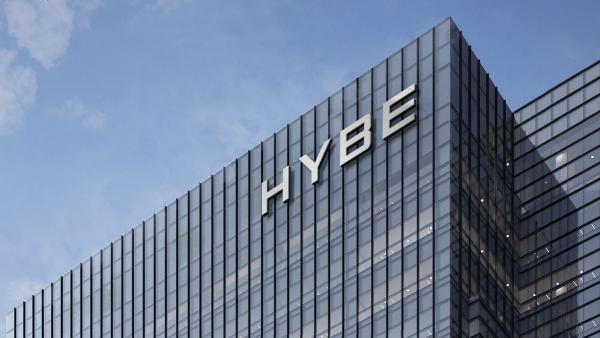 HYBE(ハイブ)の社屋