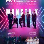 MONSTA Xほか出演「MK-1 MOTTLIVE K-POP VOL.1 GLOBAL LIVE CONCERT 」日本公式観覧チケット販売決定