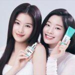 TWICEサナ&ダヒョン MISSHA(ミシャ)のコスメブランド「 A'pieu 」のイメージモデルに抜擢!