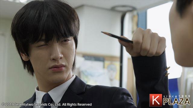 韓国WEBドラマ「ああ、男子校で幸せ」