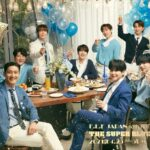 Super Junior、日本ファンクラブ10周年記念オンラインファンミーティング開催!本日17時から