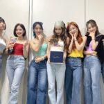 OH MY GIRL新曲『Dun Dun Dance』 韓国音楽番組でまたまた1位獲得で3冠達成!大ヒット曲『Nonstop』『Dolphin』も音源ランキング再浮上