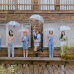 OH MY GIRL新曲『Dun Dun Dance』 早くも韓国主要音源ランキングで1位獲得!音源の女神が新たに降臨