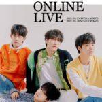 4人組ボーイズバンドグループ IZ(アイズ) 5月29日(土)、30日(日)2DAYSオンラインライブ&サイン会を開催