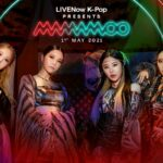 MAMAMOO グローバル配信ライブ「LIVENow K-POP Presents MAMAMOO」のプレイリスト公開!