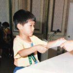 ソン・ジュンギ こどもの日に幼少時代の写真公開!ファンから可愛すぎるの声続々