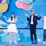 【フォト】WYATT(ONF)×チュウ(LOONA)「KCON:TACT 4 U」DAY1(6月19日)写真レポート