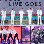 BTS、TXT、ENHYPENら所属HYBE LABELSアーティストによる年越し合同コンサート『2021 NEW YEAR'S EVE LIVE 全曲ノーカット版』6月27日にTV初独占放送へ