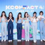 【フォト】Weki Meki「KCON:TACT 4 U」DAY6(6月24日)写真レポート