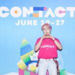 【フォト】ハ・ソンウン「KCON:TACT 4 U」DAY1(6月19日)写真レポート