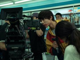 韓国映画ソボクのメイキング