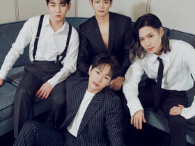 SHINee marie claire