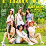 元AKB48メンバー高橋朱里所属のRocket Punch(ロケットパンチ) 、韓国ピラティス雑誌の表紙とグラビアを飾る!