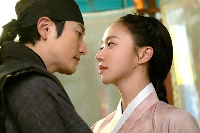 パク・シフ主演2021年NO.1韓国時代劇「風と雲と雨」