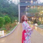 韓国女子アナ ヤン・ハンナ、浴衣写真で炎上、結局インスタから写真削除へ…