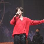 チャン・グンソクが3年半ぶりの本格ライブをオンラインで開催!【オフィシャルレポート】
