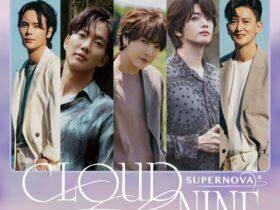 SUPERNOVA(超新星)9thアルバム『CLOUD NINE』通常盤