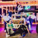 THE BOYZ「めざましライブ」出演!最新アルバム「THRILL-ING」は音源チャート1位の好発進の真っ只中