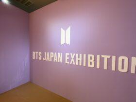 BTS展示会