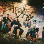 Stray Kids日本2ndシングルは初の両A面シングルでタイトルは『Scars / ソリクン -Japanese ver.-』に決定! ジャケ写&収録曲が一挙解禁