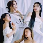 MAMAMOO「WAW –Japan Edition-」よりタイトル曲のJapanese ver.が先行配信&リリックビデオ公開!