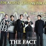 【「2021 THE FACT MUSIC AWARDS」レポ前半編】BTSが4年連続大賞5冠を獲得&SUPER JUNIOR、SEVENTEENほかK-POPスターが大集結!字幕版は10/30エムオン!にて放送