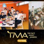 「2021 THE FACT MUSIC AWARDS(TMA2021)」レッドカーペットから授賞式、パフォーマンスまで4時間たっぷりHuluで独占配信中!